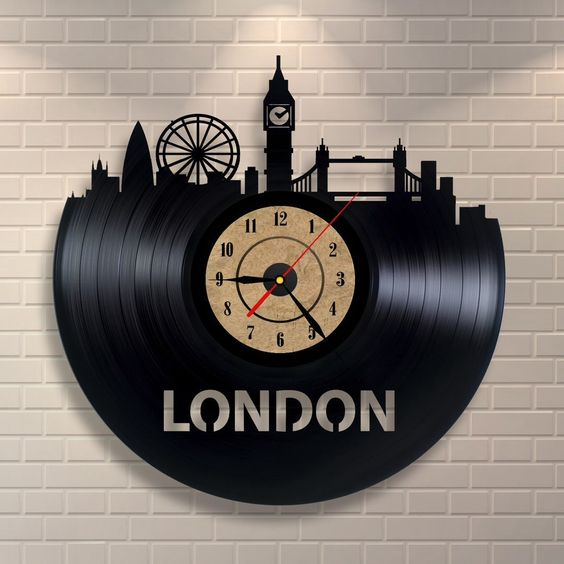 The Wonderful World Of Vinyl Record Art To Evoke The Past