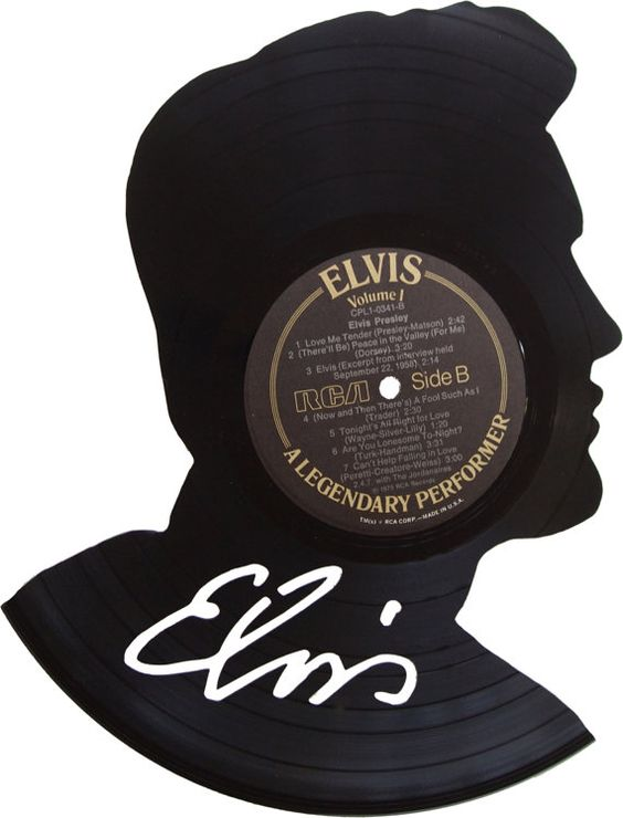 The Wonderful World Of Vinyl Record Art To Evoke The Past ...