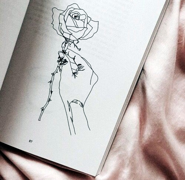 Line Drawing Instagram : Best examples of line drawing art