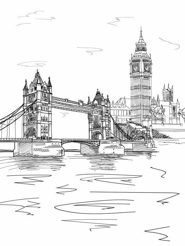 Drawing Lines With Html : Best examples of line drawing art
