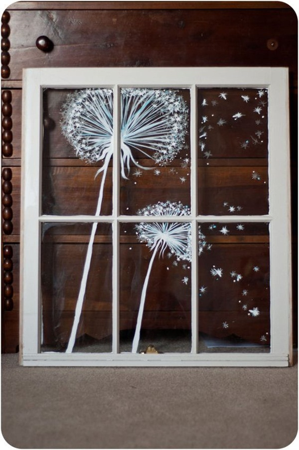 20 Clever Examples Of Window Art