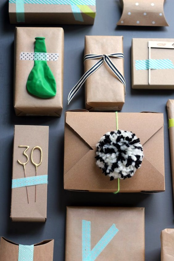 How To Wrap A Present 40 Examples With Pictures