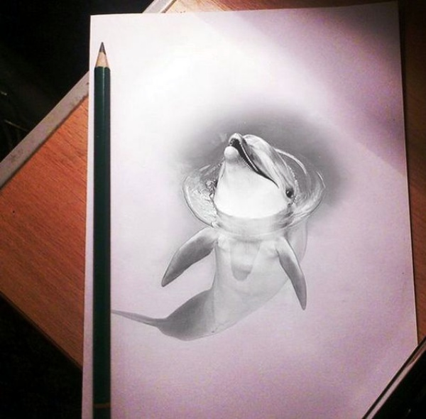 40 Mind Blowing Pencil 3d Drawings That Will Confuse Your