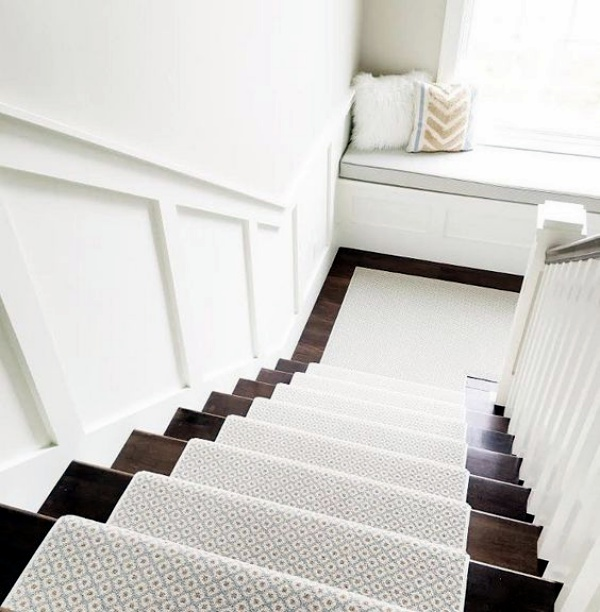 40 Simple Yet Classic Wainscoting Design Ideas - Bored Art