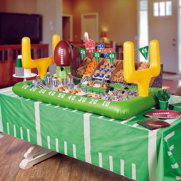30 Super Bowl Party & Decoration Ideas