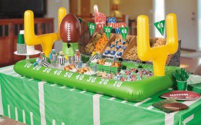 30 Super Bowl Party u0026 Decoration Ideas & Home Decor Archives - Bored Art
