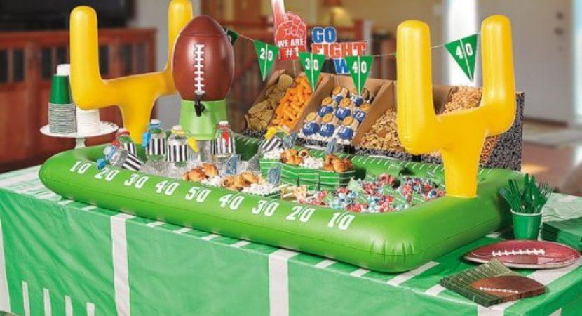 30 Super Bowl Party Decoration Ideas