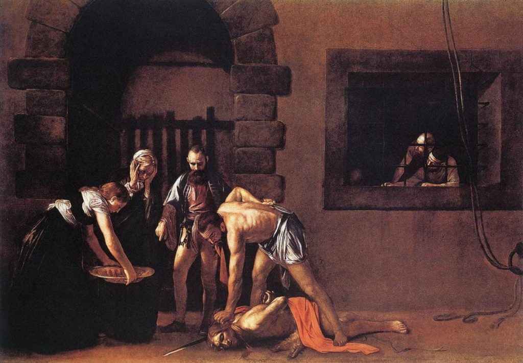 a brief history of the beheading of st john the baptist in 1275