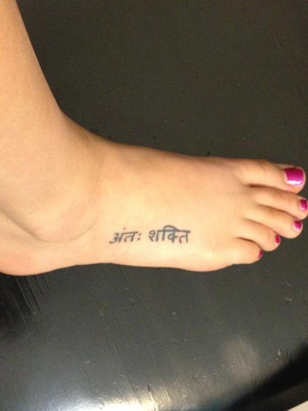 20 Best Sanskrit Tattoo Designs