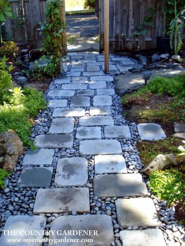 40 Different Garden Pathway Ideas on Backyard Pathway Ideas id=20425