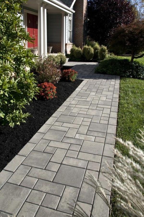 40 Different Garden Pathway Ideas on Backyard Pathway Ideas id=30826