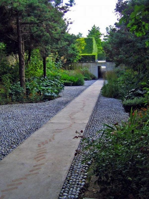 40 Different Garden Pathway Ideas on Backyard Pathway Ideas id=84479