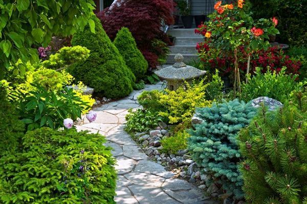 40 Different Garden Pathway Ideas