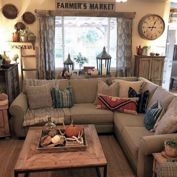 Country Home Design Ideas: 40 Like-Old-Days Country Home Decor Ideas
