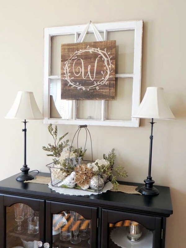 40 Like-Old-Days Country Home Decor Ideas
