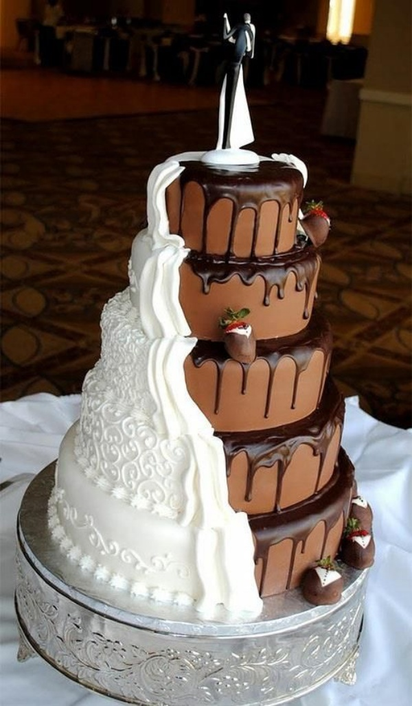 40 Phenomenal Wedding Cake Designs We Have Seen So Far : Phenomenal Wedding Cake Designs We Have Seen So Far00027 from www.boredart.com size 600 x 1029 jpeg 173kB