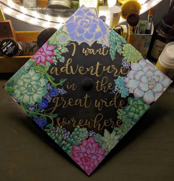 40 Speaking Graduation Cap Decoration Ideas Bored Art