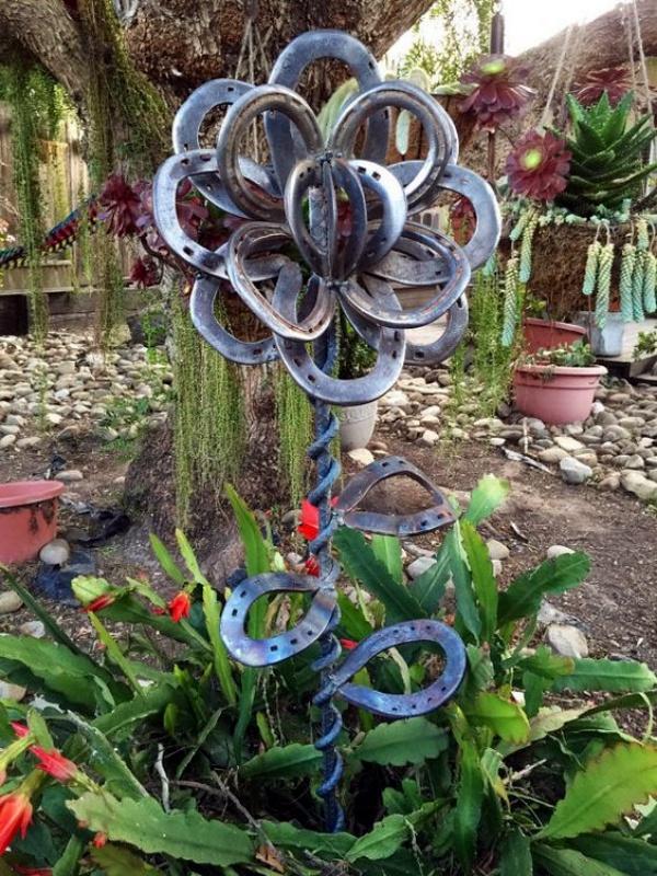 Metal Garden Art Welding Creative