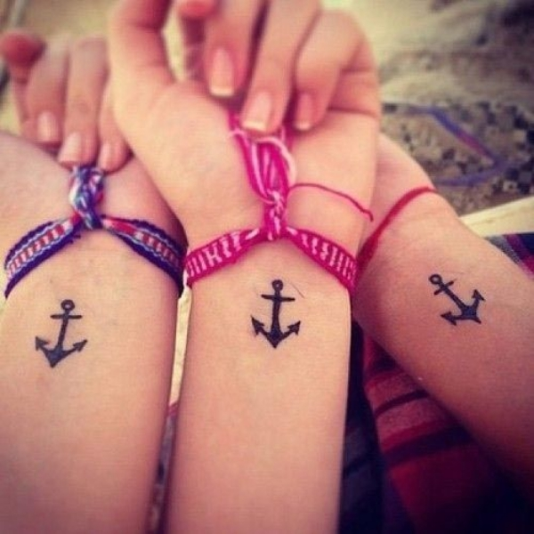 CUTE-TATTOO-DESIGNS-FOR-THE-BEST-FRIENDS