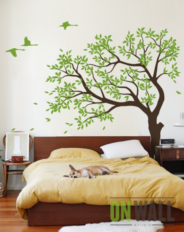 40 Beautiful Tree Art Painting Art Works