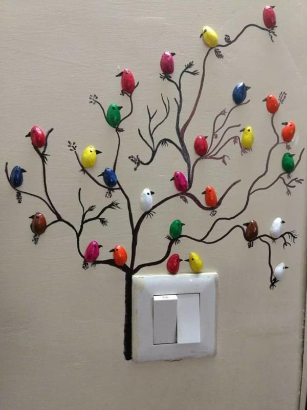 40 Beautiful Tree Art Painting Art Works