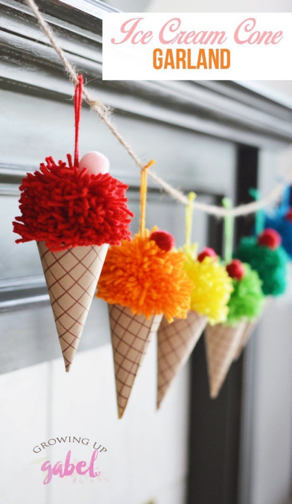 25 Cute And Creative Pom Pom Craft Ideas Bored Art