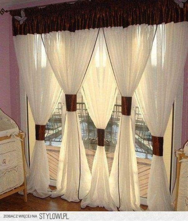 35 creative ways to hang curtains like a pro bored art How long does it take to paint a living room