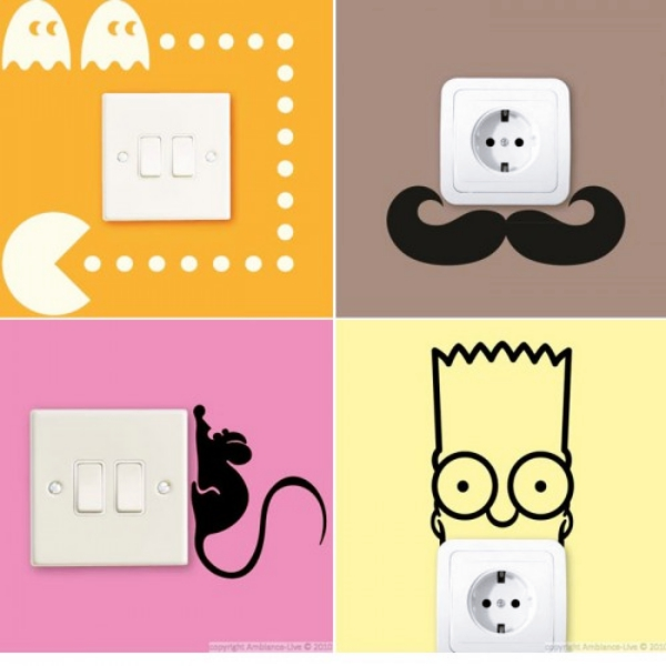 40 Cute And Creative Home Switchboard Art Installation Bored Art
