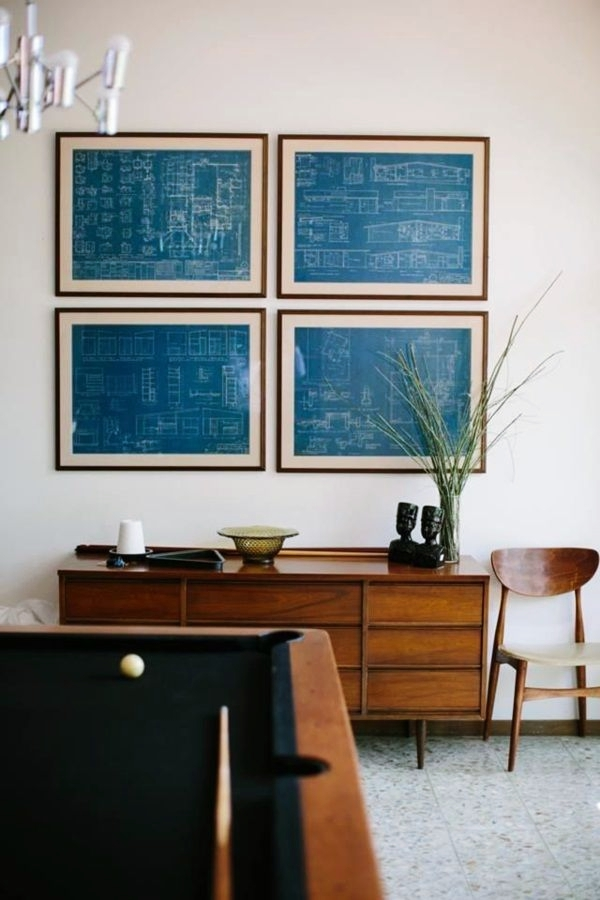 Original-Ways-To-Decorate-With-Framed-Prints