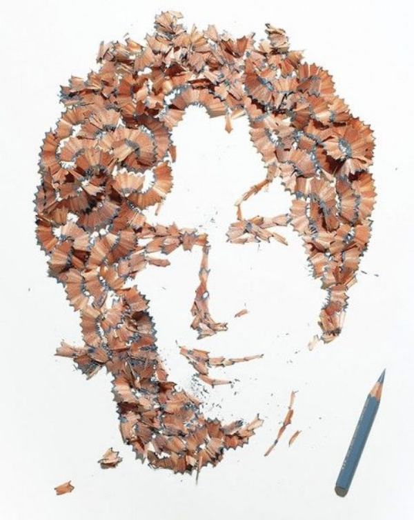 Pencil-Shaving-Art-Examples