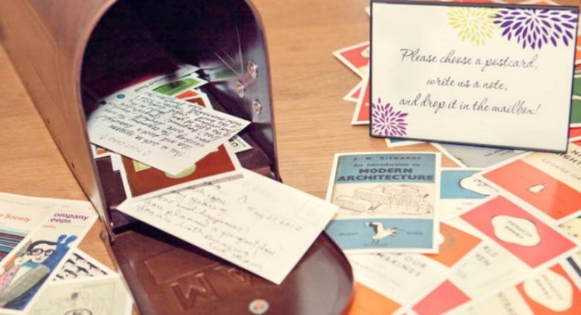 25 Sweet and Memorable Wedding Guest Book Ideas Bored Art