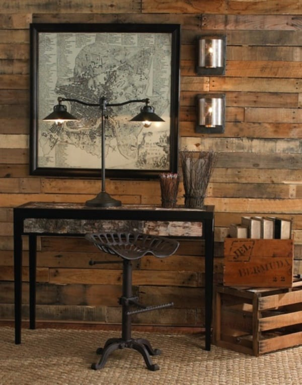CLASSIC AND COST EFFICIENT INDUSTRIAL FURNITURE DESIGN