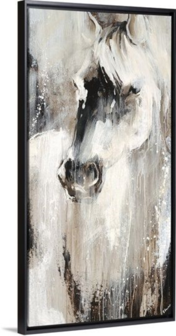 Striking horse paintings like never seen