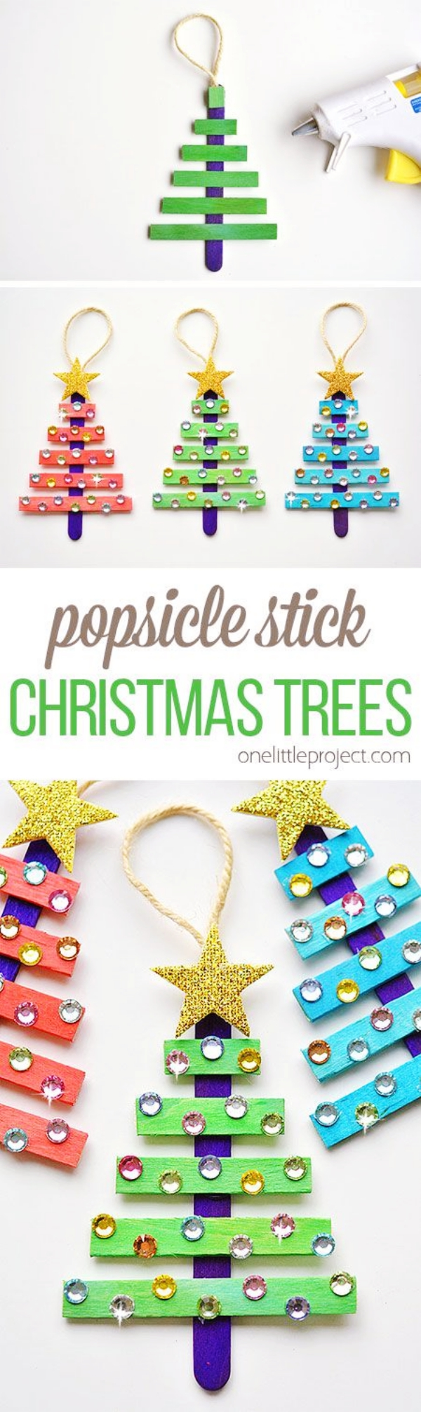 20 Amazing Christmas Craft Ideas For Kids - Bored Art