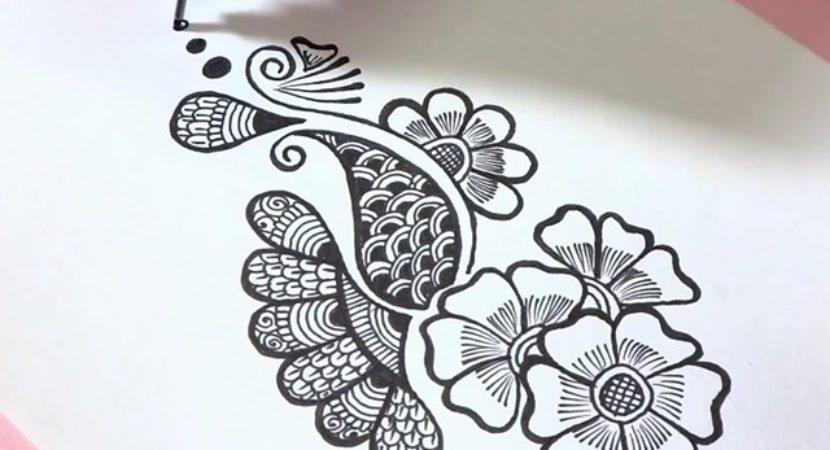 1000 Simple Mehndi Designs  Easy Mehandi Images