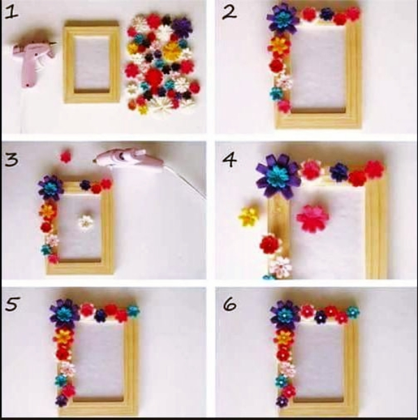 40 Beautiful Diy Photo Frame Ideas To Use In Special