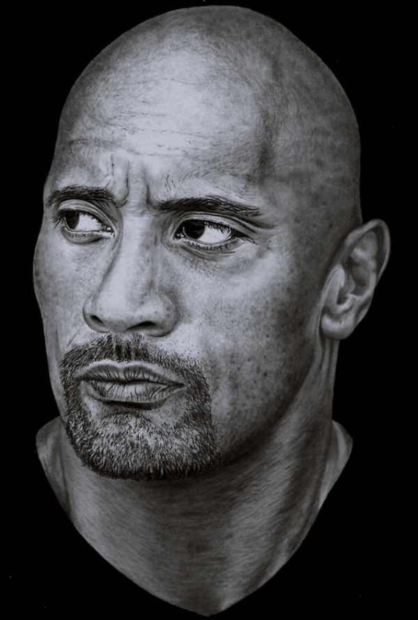 God-Level-Celebrity-Pencil-Drawings