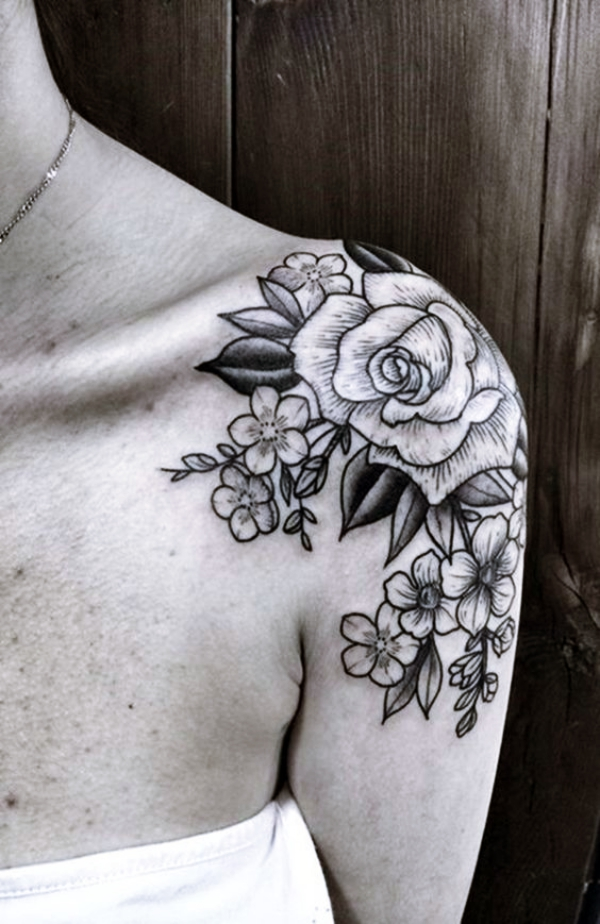 Gorgeous-Rose-Tattoo-Designs-For-Women