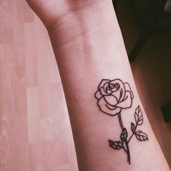 40 Gorgeous Rose Tattoo Designs For Women Bored Art