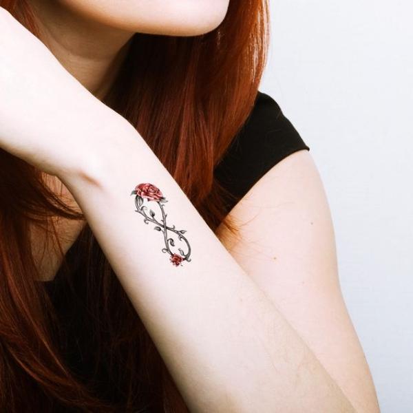 40 Gorgeous Rose Tattoo Designs For Women , Bored Art