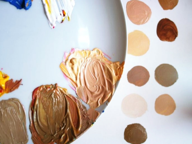 how to make skin tone