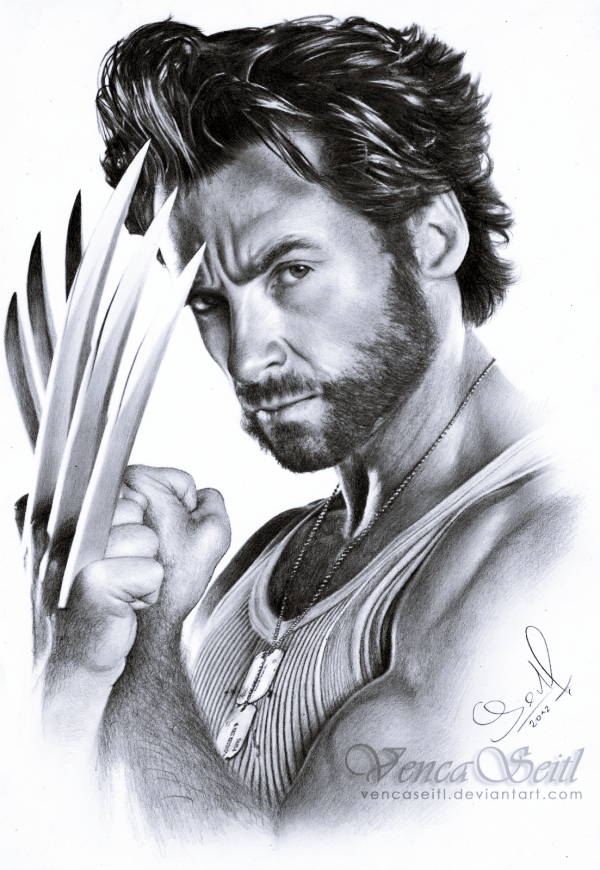 Magical-Superhero-Pencil-Drawings