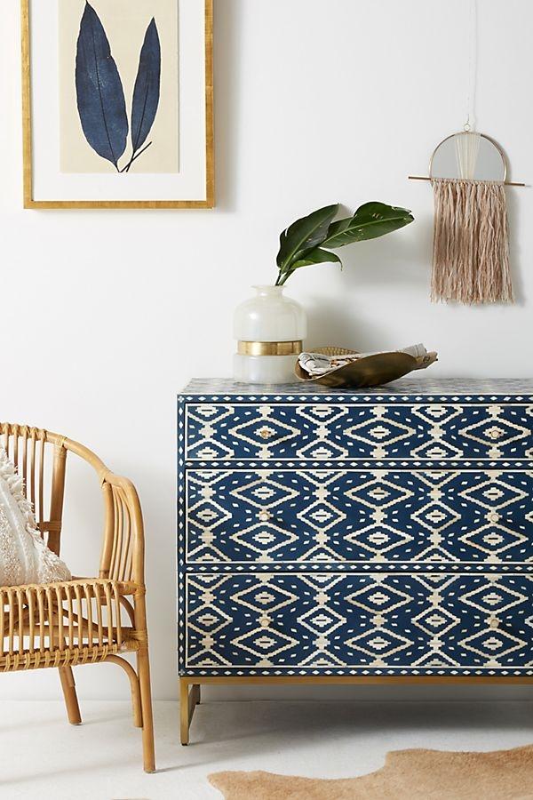 Creative Bone Inlay Furniture Which Will Make Your