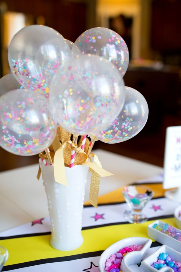 diy-filled-balloons-decoration-ideas-perfect-party-item & 40 DIY Filled Balloons Decoration Ideas (Perfect Party Item) - Bored Art