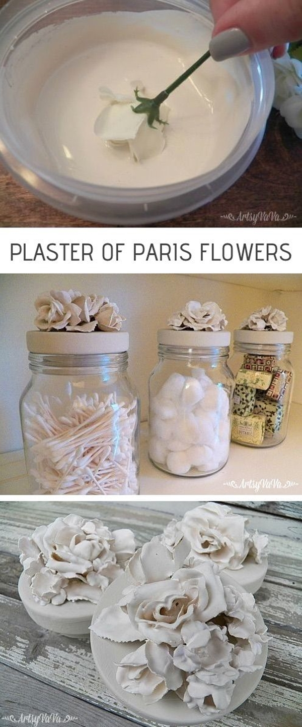 craft ideas with plaster of paris 40 plaster of craft ideas and projects for 2018 7633