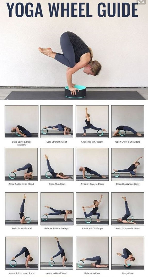 selected-yoga-wheel-exercise-charts-keep-shape