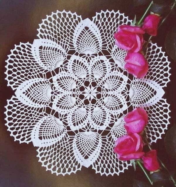 Complex-Crochet-Doily-Patterns-For-Masters