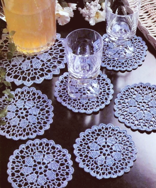 40 Complex Crochet Doily Patterns For Masters Bored Art