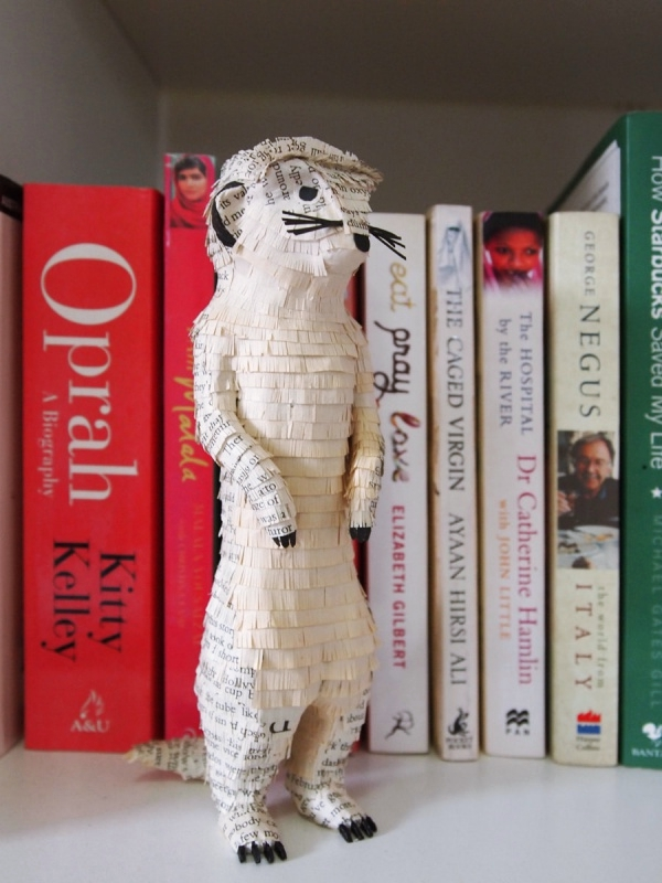SELF-DO-Paper-Mache-Sculpture-Art-Examples-For-Beginners
