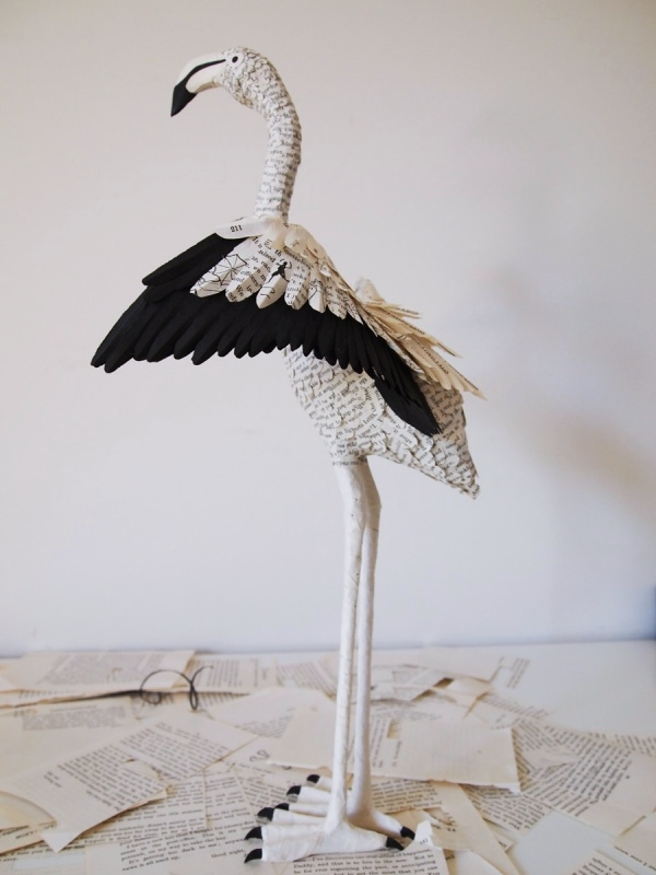 how to make simple paper sculptures